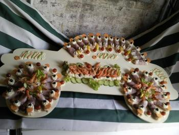 Suite buffet crémaillère