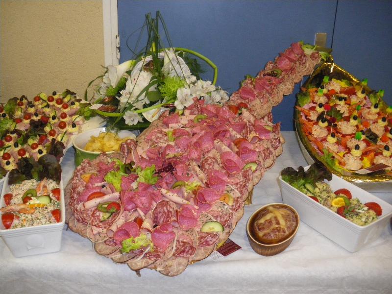 Buffet de mariage - Presentoir buffet a faire soi meme ...